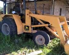 Retropala Excavadora John Deere 310-a