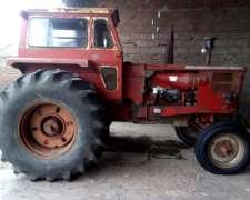 Tractor Fahr D 86