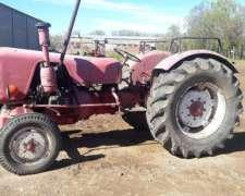 Tractor Fhar D266 Motor 35hp 2 Cilindros con Toma de Fuerza