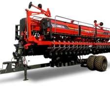 Sembradora Autotrailer con Doble Fertilización