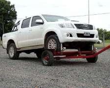 Trailer para Transportar Camionetas - Sportline - SR