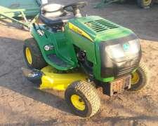 Tractor Corta Cesped Yard Machiness