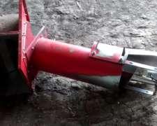 Cabezal Elevador De Tolva Para Vassalli Ax7500 O 1550