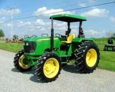 Tractores J. Deere Financiado en Pesos sin Interese