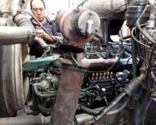 Cambio Conjunto de Motor Scania M. Benz Volvo Cummins