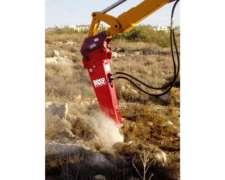 Martillo Demoledor Hidráulico Socomec DMS 210 - GRM