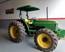 Tractor John Deere 5400 Doble Traccion