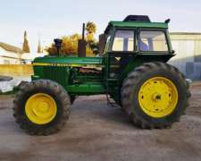 Tractor John Deere 3140 Doble Tracción C/ Pala