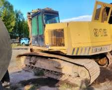 Excavadora Liebherr 912