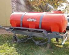 Tanque 3200 Litros Balancín