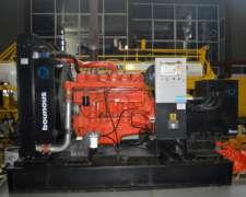 Generador Bounos 500kva Y Tablero De Transferencia
