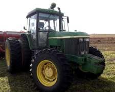 John Deere 7505. 8700 HS. CAB Original. muy Lindo