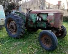Tractor Deutz 50 año 63