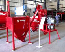 Moledora Y Mezcladora De Cereales Marca Pirro Jp 2000 E