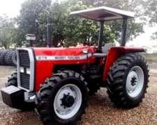 Trator Massey Ferguson 275 4X4 ANO 1996