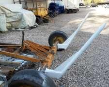 Pinche Transportador de 1 Rollo con Cilindro Hidraulico.