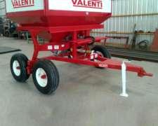 Fertilizadora Valenti FAV 3200