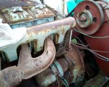 Motor Deutz 110 con Calentamiento