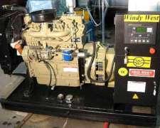 Grupo Electrógeno Diesel 30 Kva New Holland