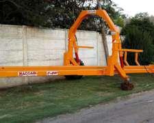 Transportador 5/6 Rollos - Maccari - Entrega Inmediata