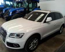 Audi Q5 2013 Nafta 2.0 Caja Aut. -levas