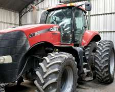 Tractor Case Magnum 260 2013 Impecable Productor