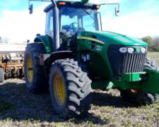 John Deere 7205j año 2011 (disponible)