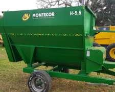 Mixer Montecor 5.5 Mts