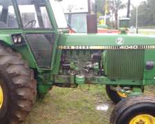 Tractor 4040 - John Deere