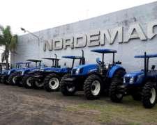 Tractor Agrícola New Holland - Nuevo
