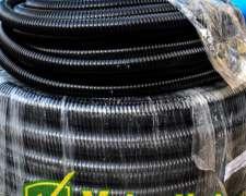 Cubiertas Niveladoras y Tubos de Siembra