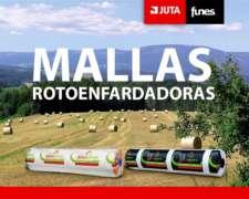Mallas para Rotoenfardadoras Juta 3600 Metros