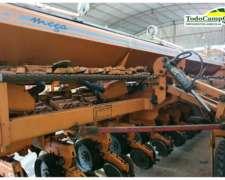 Agrometal Mecánica 16 a 52, Doble Fertilización, Variable