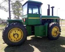 Tractor Articulado John Deere