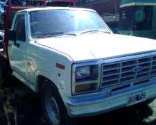 Ford F100 Llevada A 350