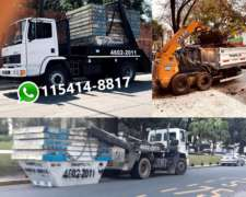 Alquiler de Maquinarias Viales para Limpieza de Obras