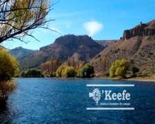 27 Has Chacra en Bariloche. Ideal Turismo - Sobre Rio Limay