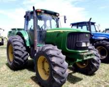 Tractor John Deere 7515, Usado
