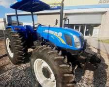 Tractor New Holland TT75 4wd - 0km
