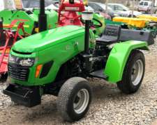 Tractor RA250 25 HP 4X2 Chery BY Lion