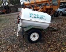 Tanque para Agua Plástico de 1500 Lts Laspiur