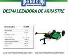Desmalezadoras Bernardin Mod DA1500