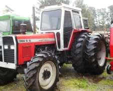 Tractor Massey Ferguson 1360 S4 con Duales