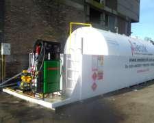 Planta de Combustible Moss 40.000 Litros