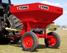 Fertilizadora Yomel 1050 Nueva, Cignoli Hnos, Arequito
