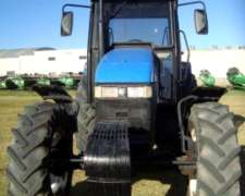 Tractor New Holland TS6040 año 2008