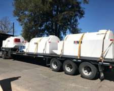 Tanques Aéreos para Almacenar Combustible