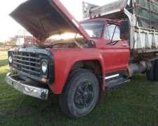 Ford 7000 Direccion Hidraulica
