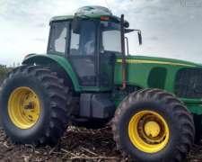 Tractor, John Deere 7515 muy Bueno