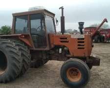 Tractor Zanello UP100 con Motor Perkins